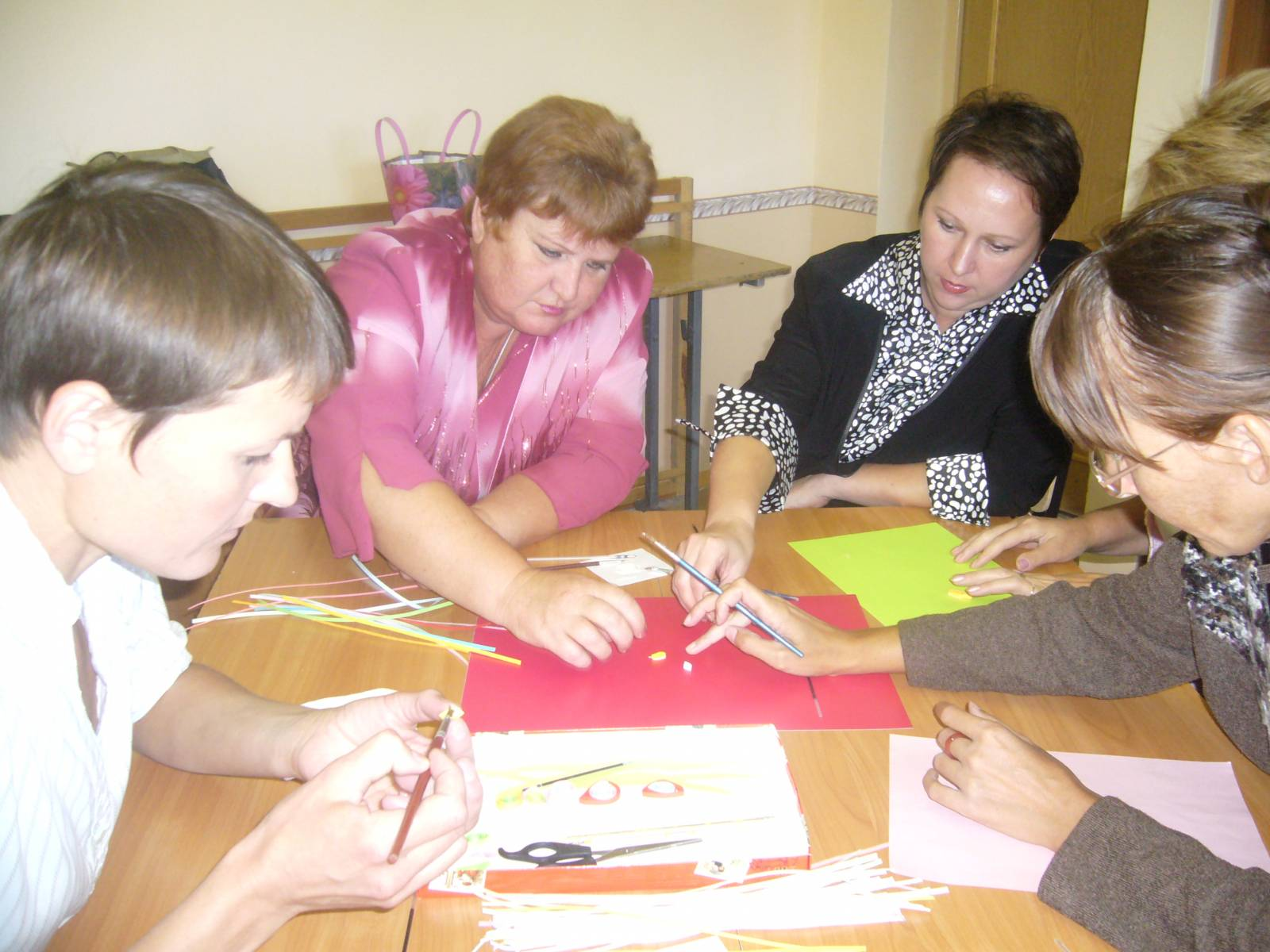 Конкурс мастер класс учителя начальных классов
